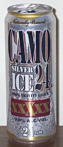 Camo Silver Ice
