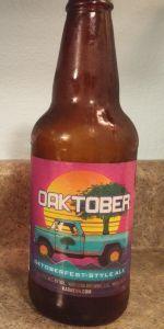 Oaktober Ale