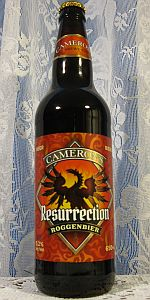 Resurrection Roggenbier