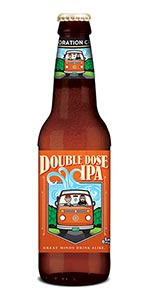 Otter Creek Brewing / Lawson's Double Dose IPA