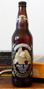 Mendocino 30th Anniversary Pale Ale (Cascade)