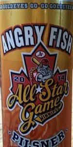 Angry Fish Pilsner