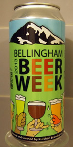 Bellingham Beer Week '13 Collaboration