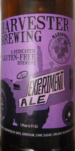 Marionberry Pale - Experiment Ale