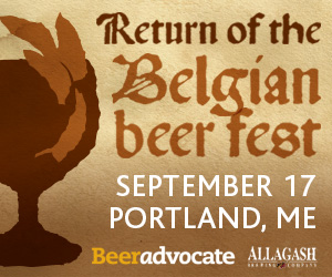 Return of the Belgian Beer Fest - Sep 17 in Portland, Maine