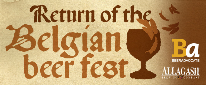 Return of the Belgian Beer Fest