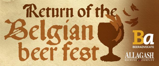 Return of the Belgian Beer Fest