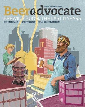 BeerAdvocate magazine #100