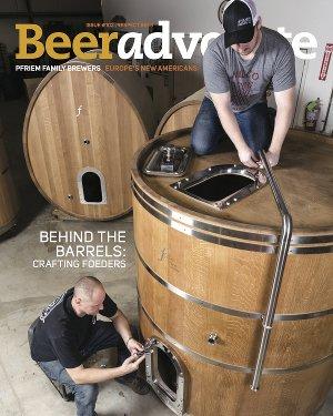 BeerAdvocate magazine #102