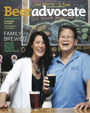 BeerAdvocate magazine #104