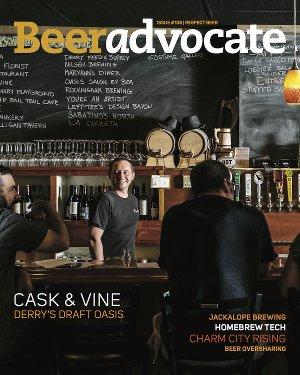 BeerAdvocate magazine #106