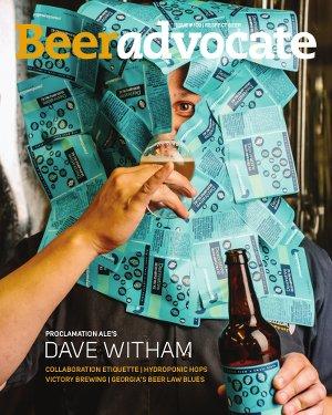 BeerAdvocate magazine #109