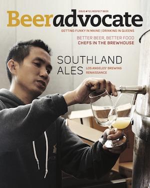 BeerAdvocate magazine #111