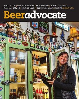 BeerAdvocate magazine #97