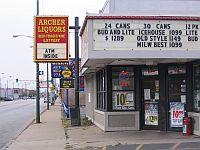 Archer Liquors