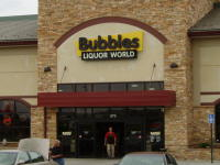 Bubbles Liquor World
