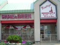 Vintage Estate Wine and Beer