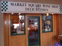 Market Square Wine Shop