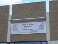 Beer & Wine Makers Warehouse