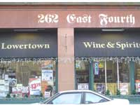 Lowertown Wine & Spirits