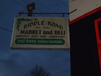 Riddle Road Market & Deli