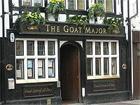 The Goat Major