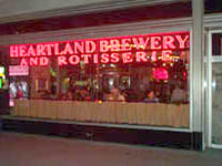 Heartland Brewery and Rotisserie - Empire State