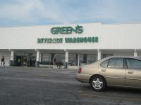 Green's Beverage Warehouse