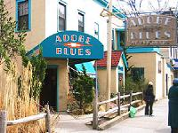 Adobe Blues Restaurant