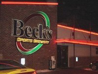 Beck's Sports Brewery