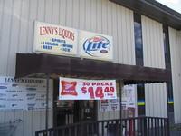Lenny's Liquors