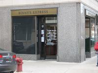 Binny's Express - Hyde Park