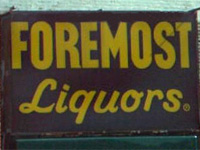Vas Foremost Liquors