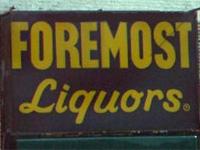 Vas Foremost Liquors