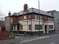 Nottingham Brewery