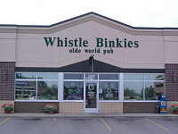 Whistle Binkies Olde World Pub