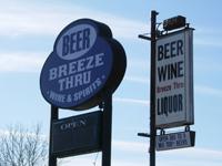 Breeze Thru Wine & Spirits