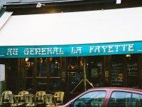 Au General La Fayette