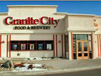 Granite City Food & Brewery - East Wichita