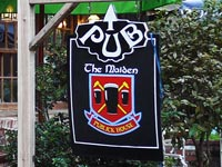 The Maiden Publick House