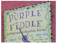 The Purple Fiddle