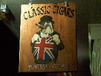 Classic Cigars & British Goodies