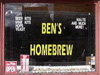 Ben's Homebrew