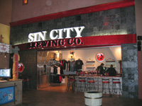 Sin City Brewing Co. - Miracle Mile (Planet Hollywood)