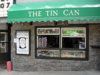 Tin Can Package Store