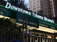 Downtown Johnny Brown's