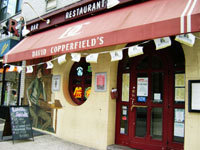 David Copperfield's