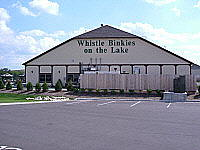 Whistle Binkies on the Lake