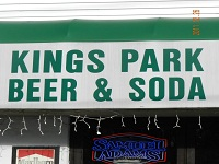 Kings Park Beer & Soda