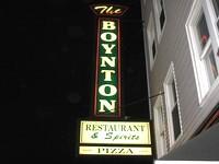 The Boynton Restaurant & Spirits